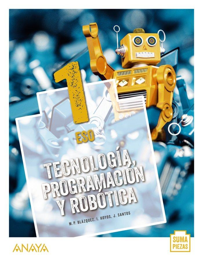 Tecnologia programacion robotica 1ºeso madrid suma