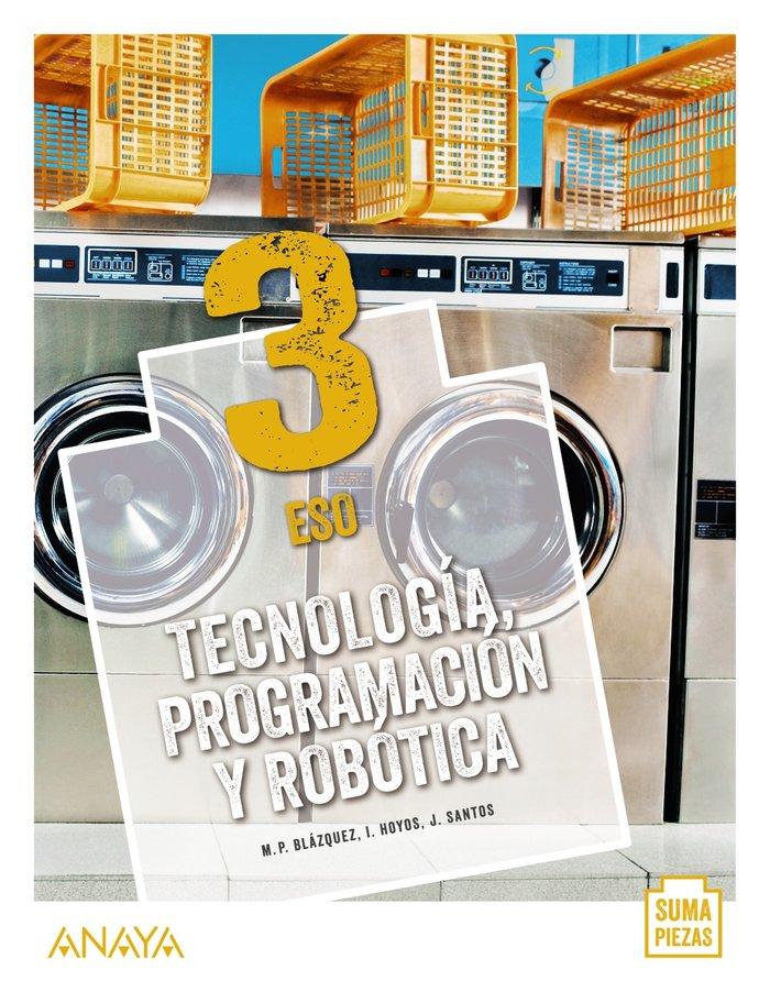Tecnologia program.robotica 3ºeso madrid 20 suma p