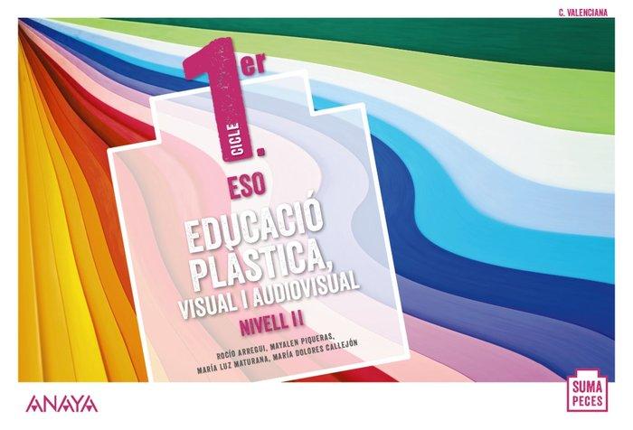 Plastica visual ii 3ºeso fungible valencia 20 suma