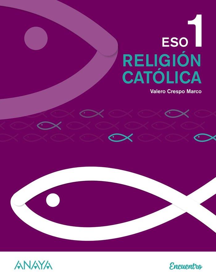 Religion catolica 1ºeso 20 proyecto encuentro