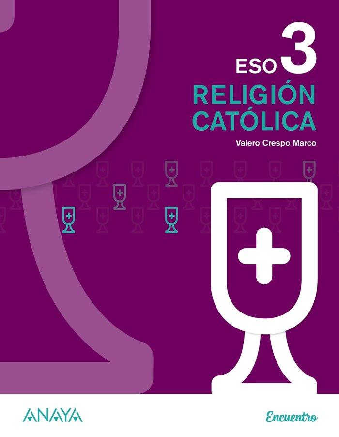 Religion catolica 3ºeso andalucia 20 encuentro