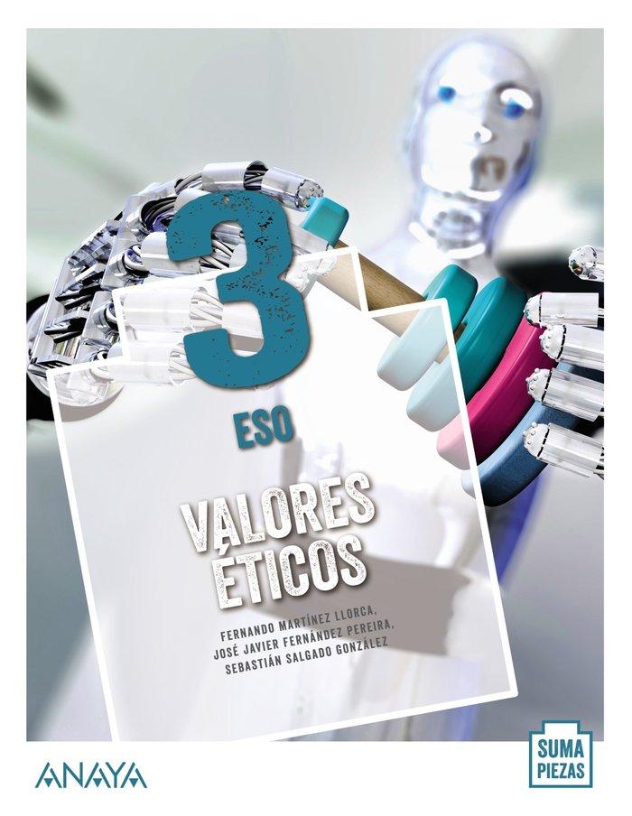 Valores eticos 3ºeso 20 suma piezas