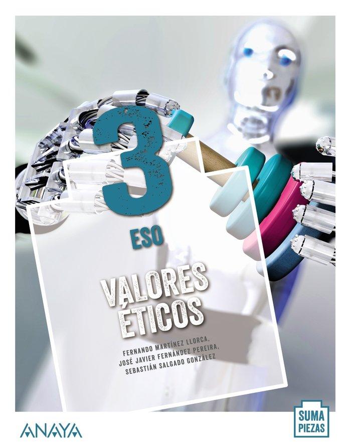 Valores eticos 3ºeso valencia/euskadi