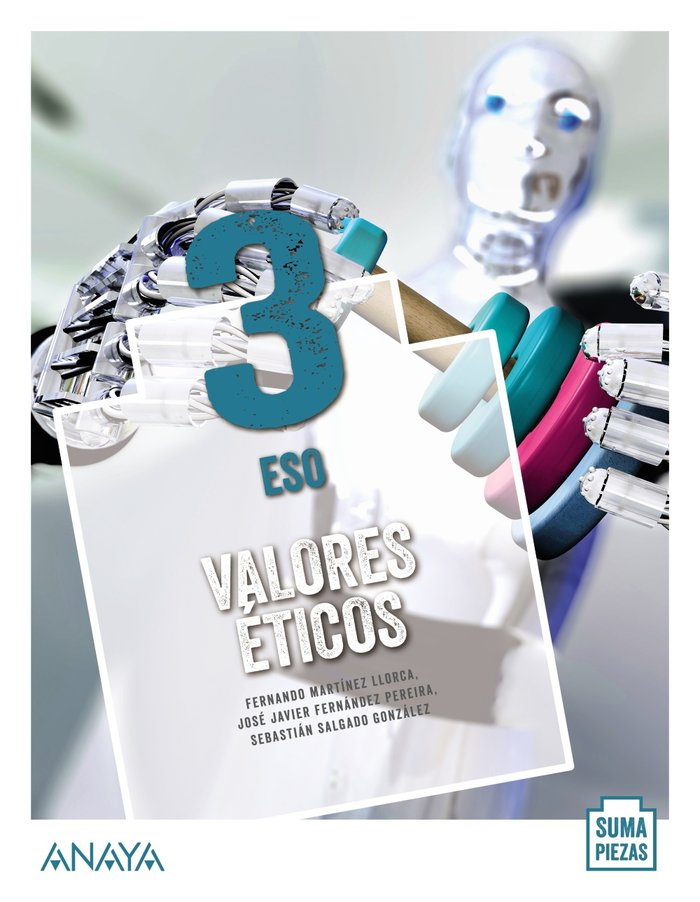 Valores eticos 3ºeso c.mancha 20 suma piezas