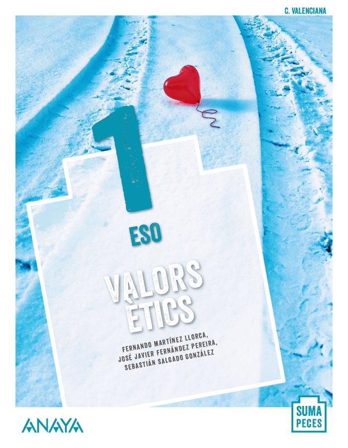 Valors etics 1ºeso valencia 20 suma peces