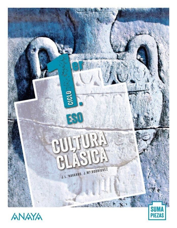 Cultura clasica 1º/2ºciclo eso 20 suma piezas
