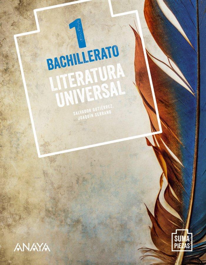 Literatura universal 1ºnb 20 suma piezas