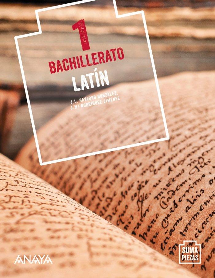 Latin 1ºnb 20 suma piezas