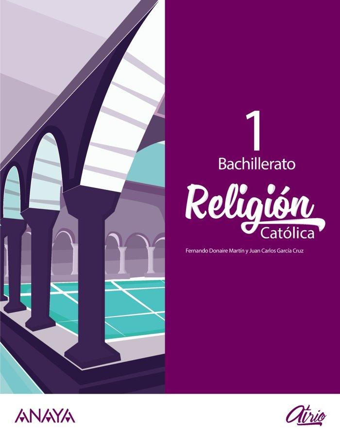 Religion catolica 1ºnb 20 atrio