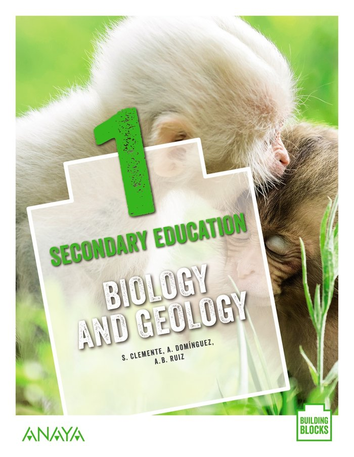 Biology and geology 1ºeso st andalucia 20 + de cer
