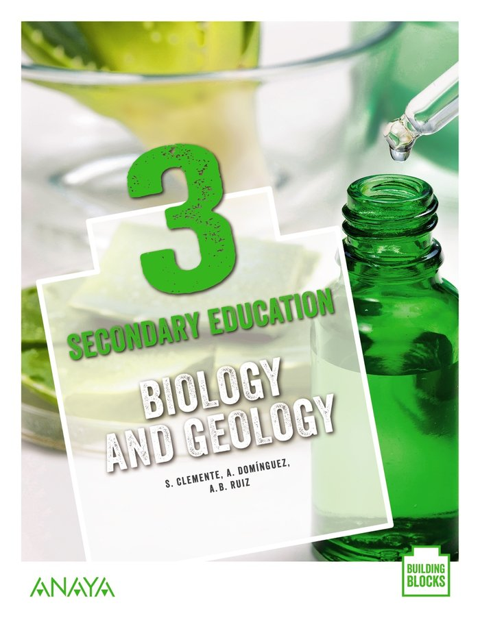 Biology and geology 3ºeso st andalucia 20 + de cer