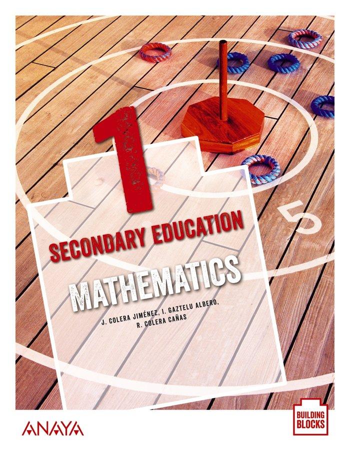 Mathematics 1ºeso st andalucia 20 + de cerca