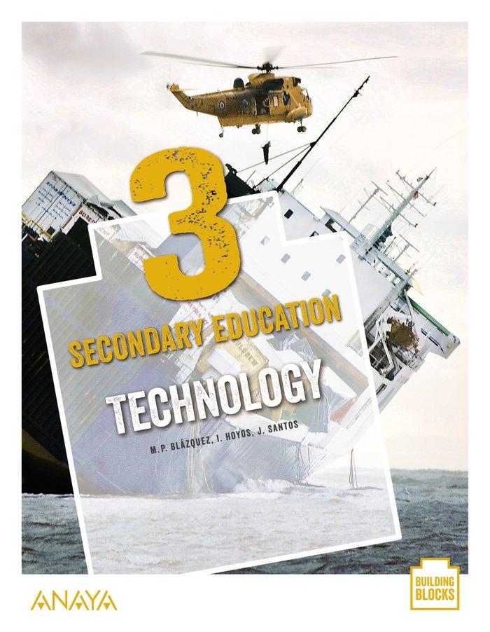 Technology 3ºeso st andalucia 20 + de cerca