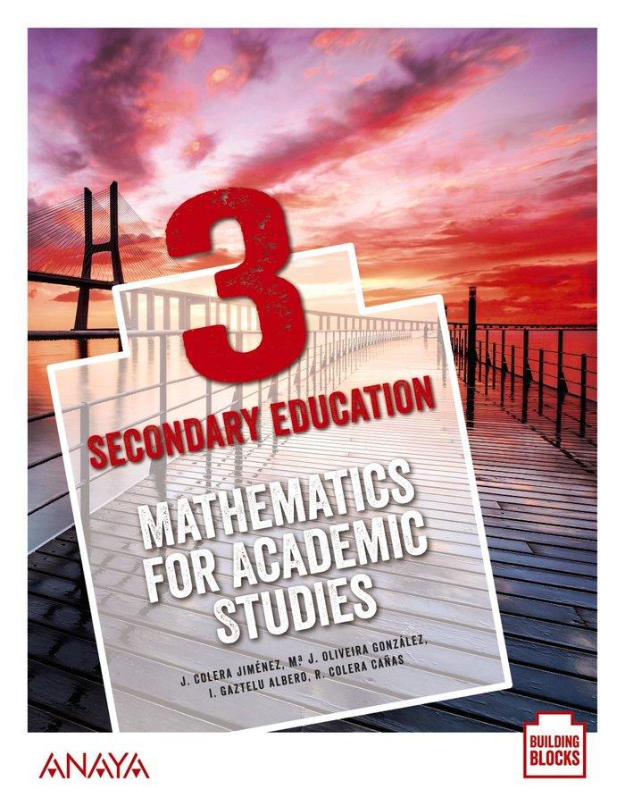 Mathematics for academic studies 3ºeso 20