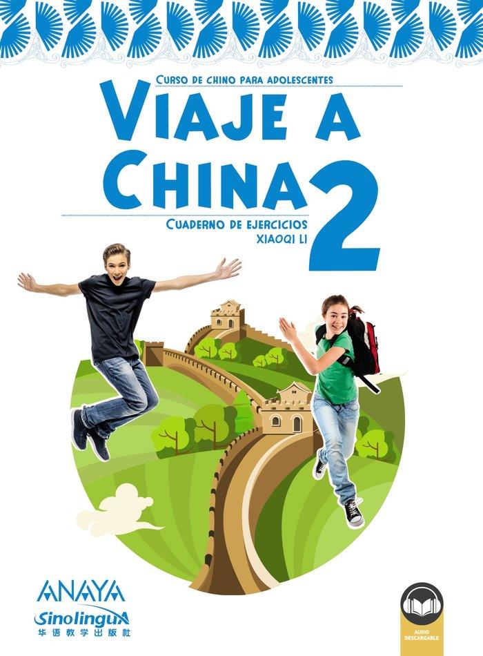 Viaje a china 2. libro de ejercicios
