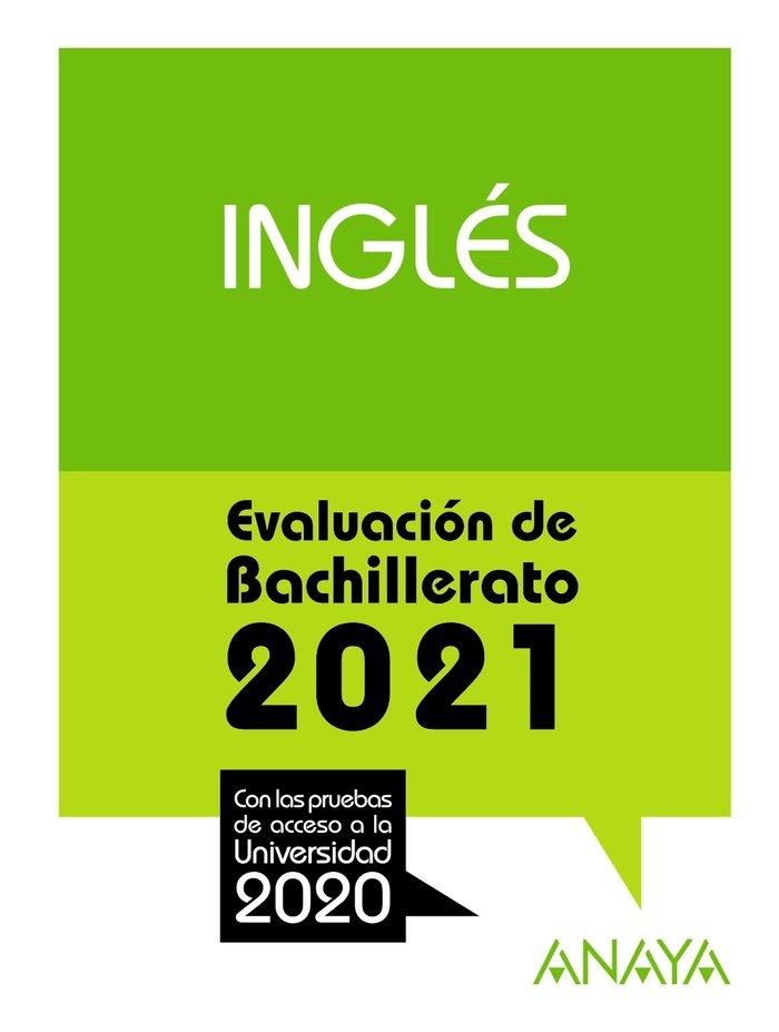 Selectividad ingles 2021