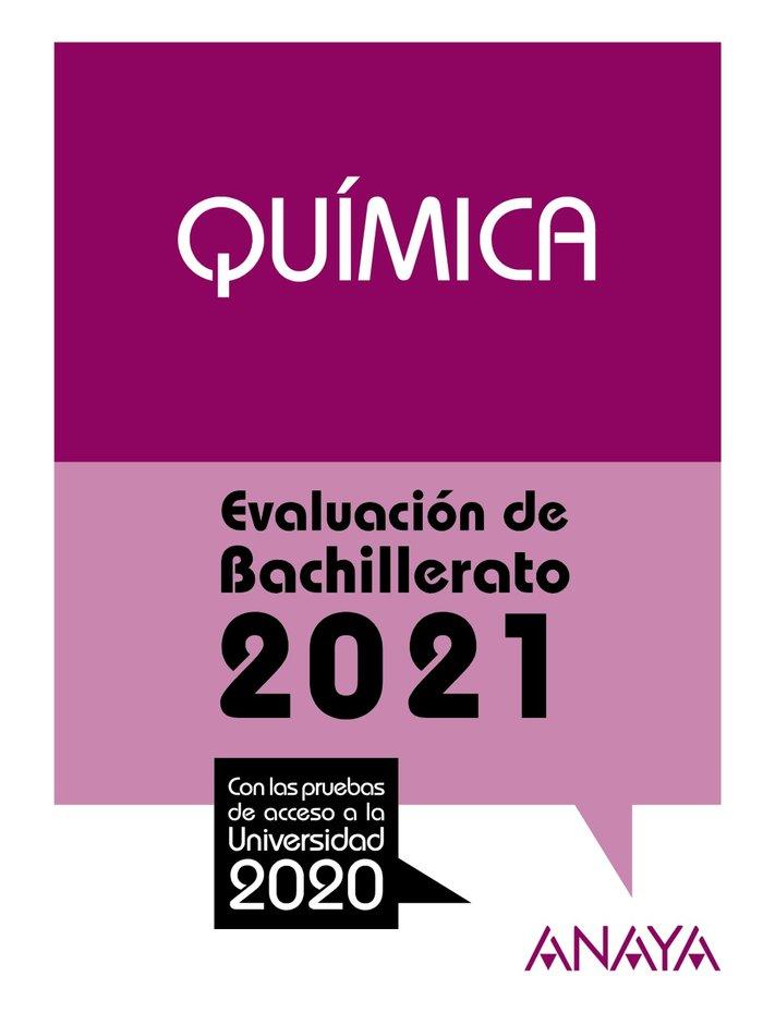 Selectividad quimica 2021