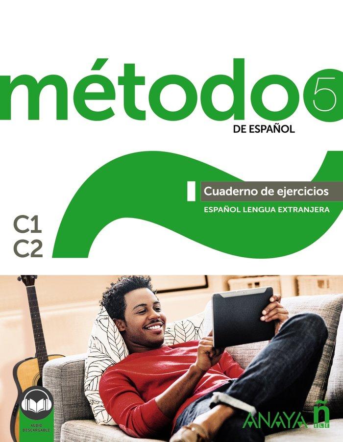 Metodo 5 de español cuaderno de ejercicios