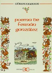 Poema fernan gonzalez odres
