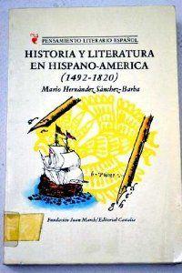 Ha.lit.hispano-america(1492-1820)