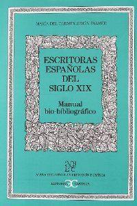 Escritoras españolas s.xix