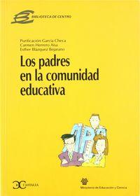 Padres en la comunidad educativa
