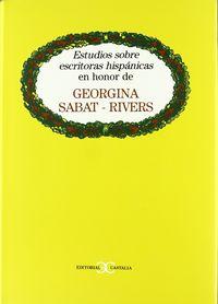Homenaje georgina sabat rivers