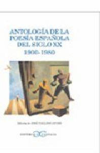 Antologia poesia espa.estuche 2v