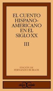 Cuento hispanoamericano sxx iii