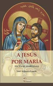 A jesus por maria