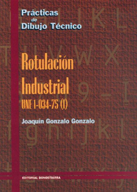 Practicas dibujo rotulacion industrial