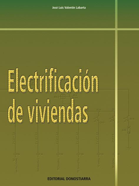 Electrificacion de viviendas