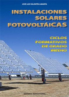 Instalaciones solares fotovoltaicas gm 12 cf