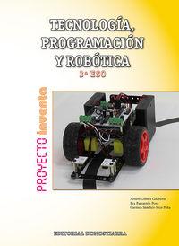 Tecnologia progra.robotica 3ºeso 15 inventa
