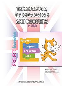 Technology prog.robotics 1ºeso st 15 inventa