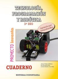 Cuaderno tecnologia p.robotic.3ºeso 15 inventa