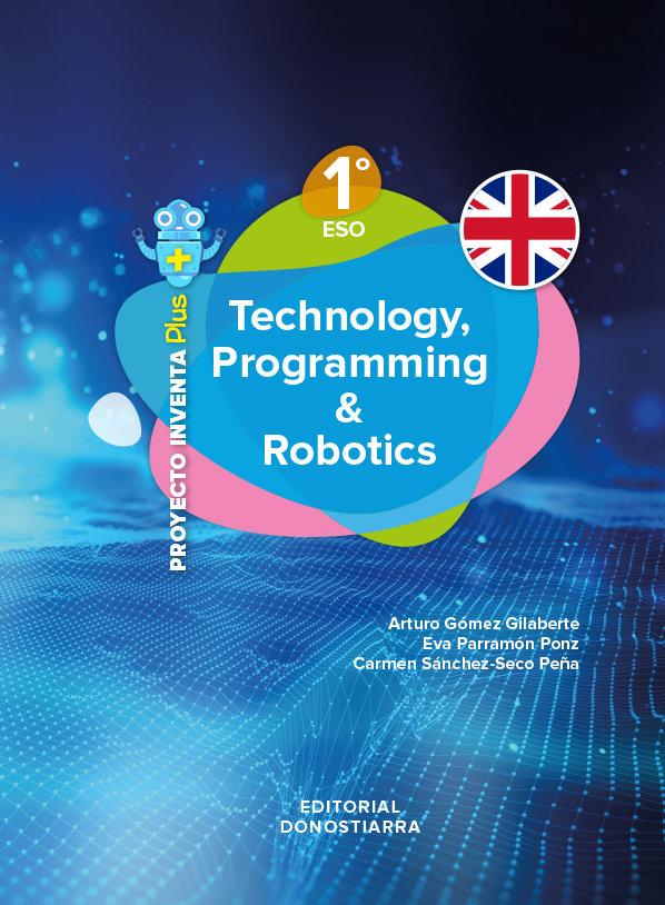Technolgy progr.robotic 1ºeso 20 inventa plus