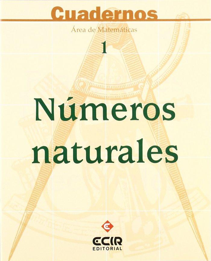 Cuadernos matematicas 1 numeros naturales