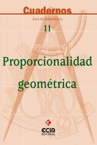 Cuadernos de matematicas 11 proporcionalidad geome