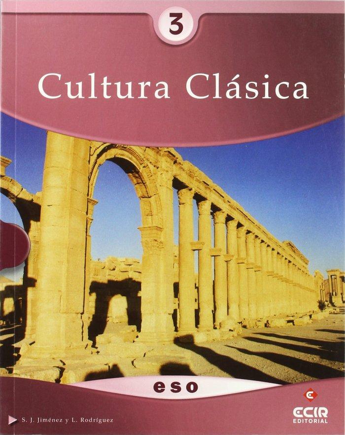 Cultura clasica 3ºeso 2002