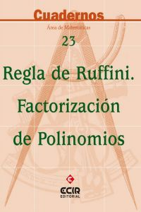 Cuadernos de matematicas 23 regl.ruffi.facto.polin