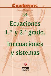 Cuaderno matematicas 24 eduaciones 1 y 2 graco