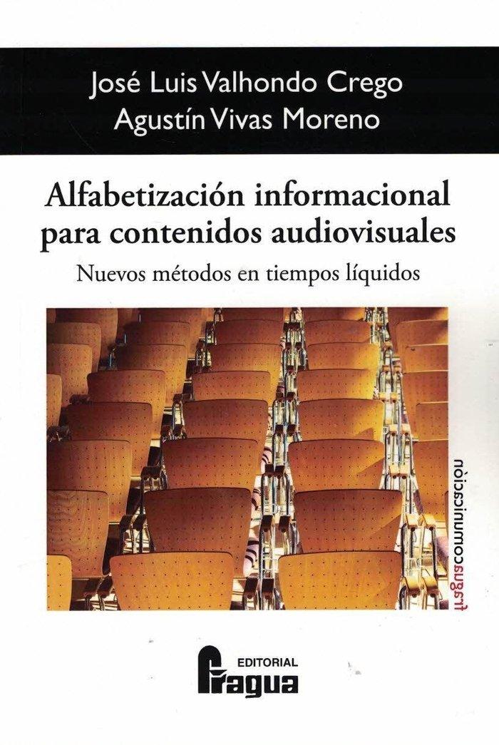 Alfabetizacion informacional para contenidos audiovisuales