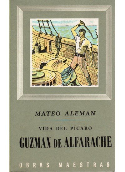 Guzman de alfarache(2vol)