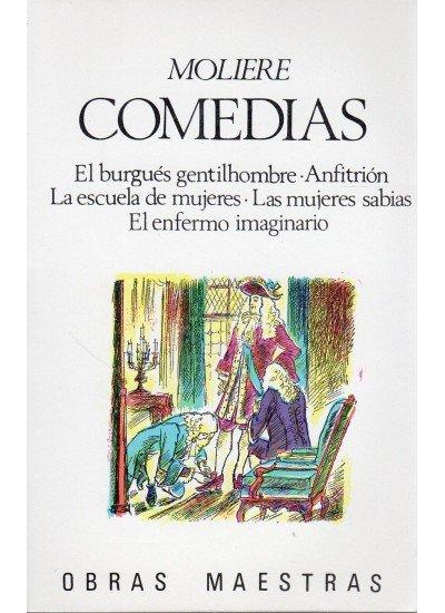 Comedias/moliere(2vol)