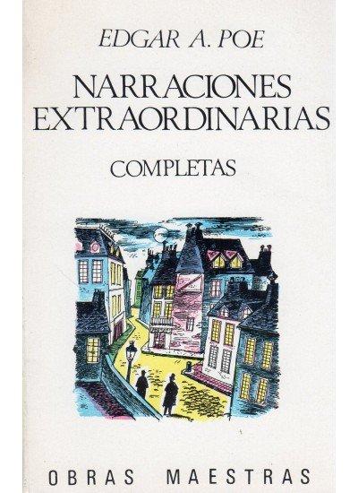 Narraciones extraordinarias,completas(2v