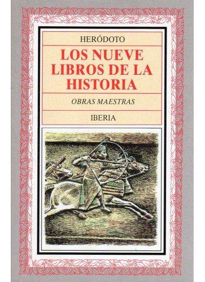 Nueve libros historia(2vol)