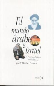 Mundo arabe e israel