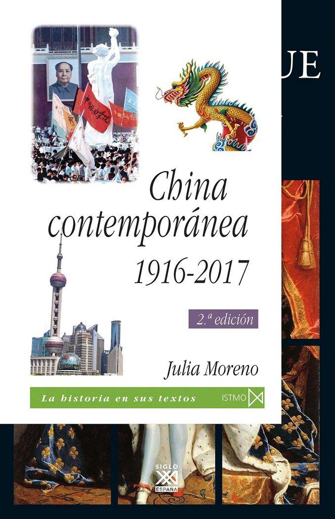 China contemporanea 1916 2017 2ºed