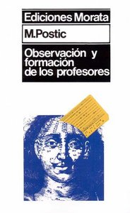 Observacion y formacion de los profesores